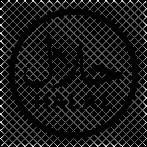 Logo Halal Png Vector, Clipart, PSD.