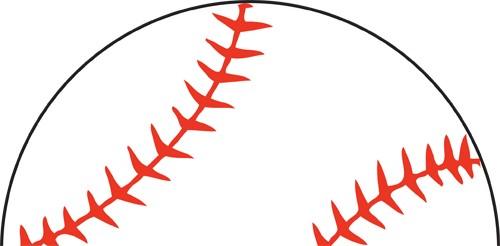 Baseball Vector Free Download Clip Art.