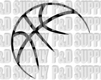 Half basketball clipart 3 » Clipart Portal.