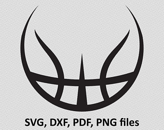 Download Free png Half Basketball Clipart (95+ images in.