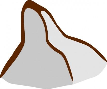 Half Dome Clip Art Download.