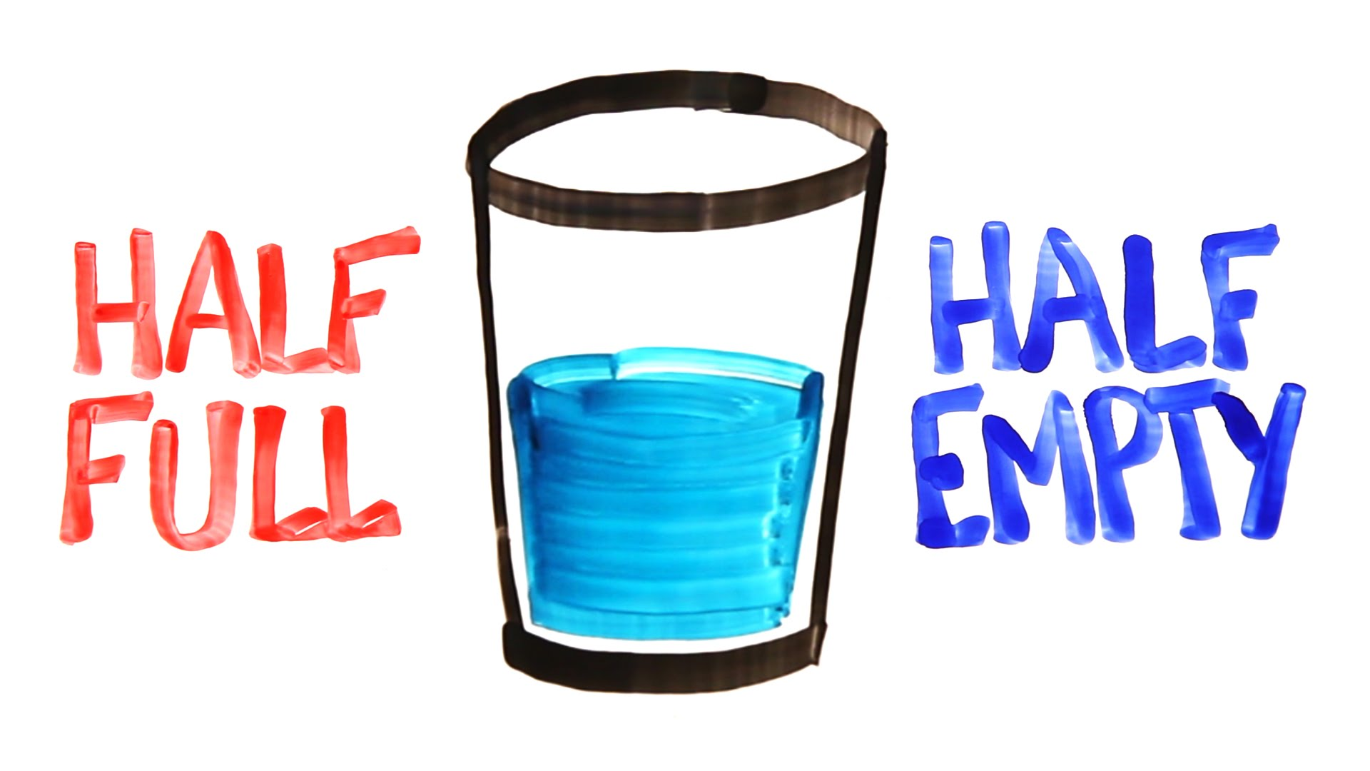 Is This Glass Half Empty?.