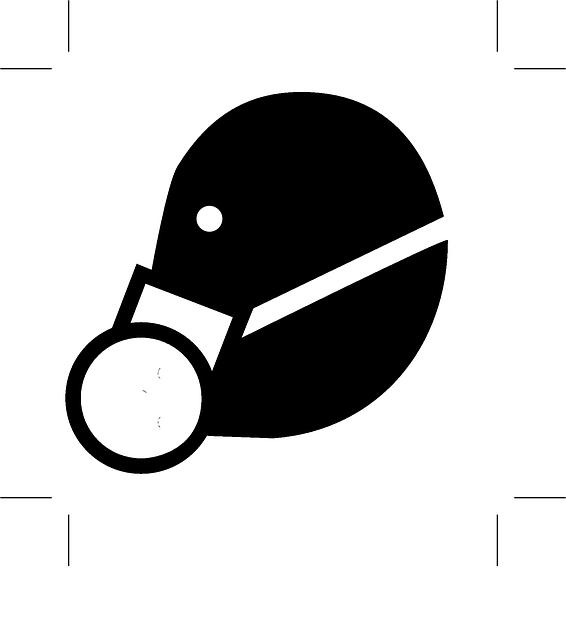 Free vector graphic: Respirator, Half Face Respirator.
