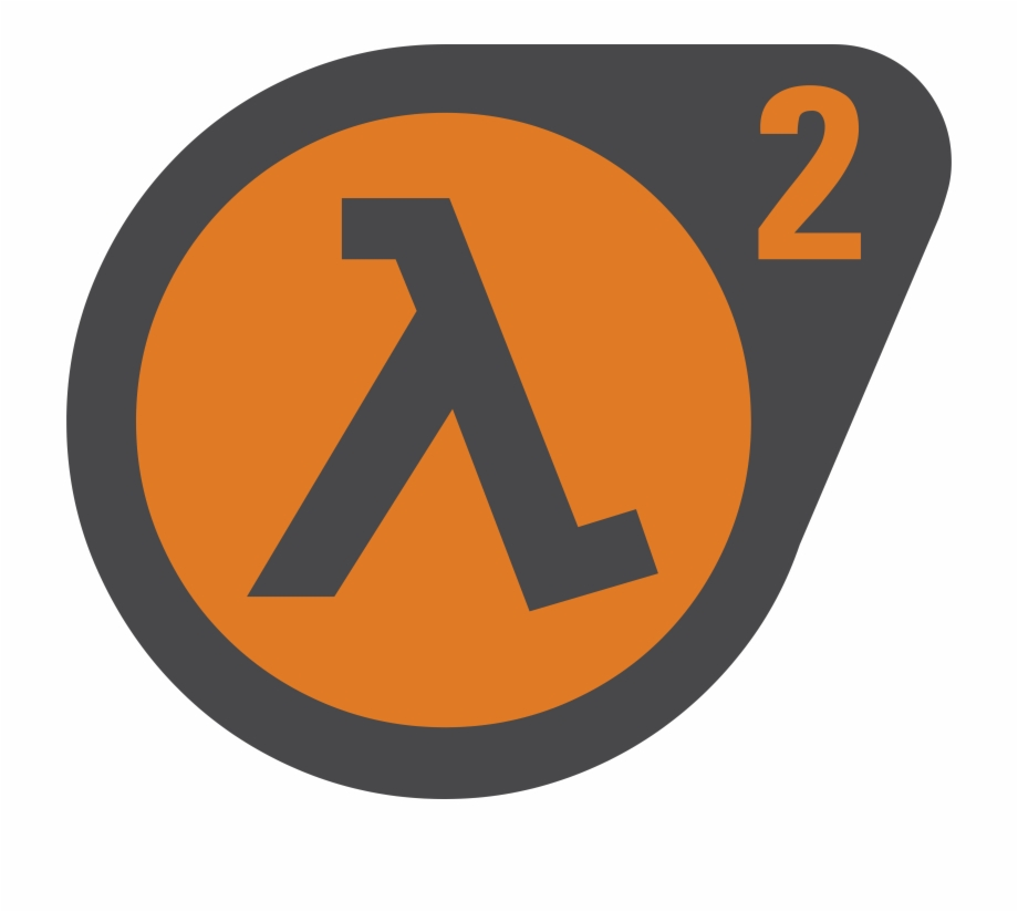 Half Life Logo.