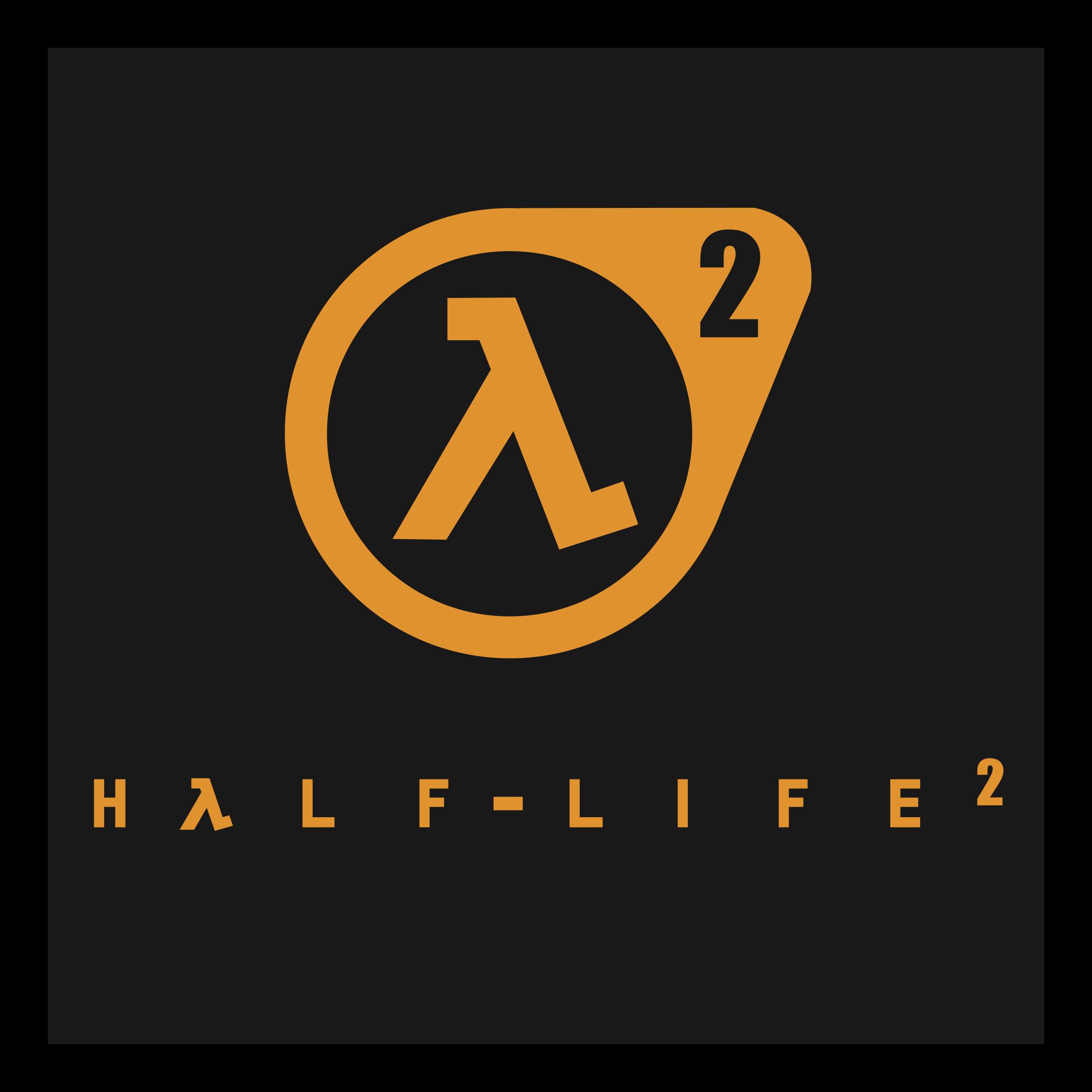 Half Life 2 Logo PNG Transparent & SVG Vector.