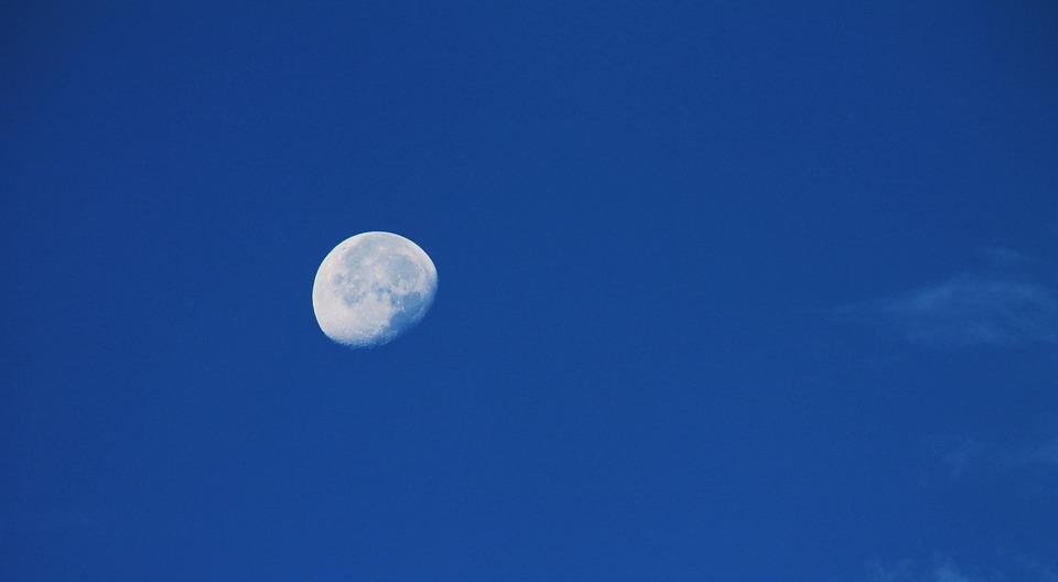 Half, Moon.