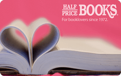 Check the Balance of Your Half Price Books Gift Card.