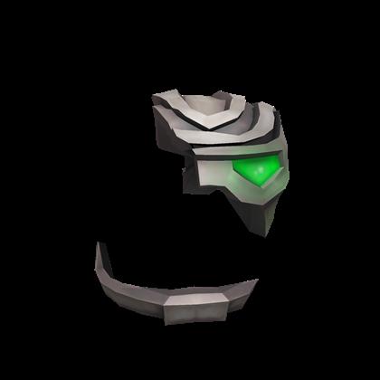 Cyborg Face Gear 2.0.