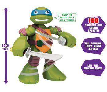Turtles Half.