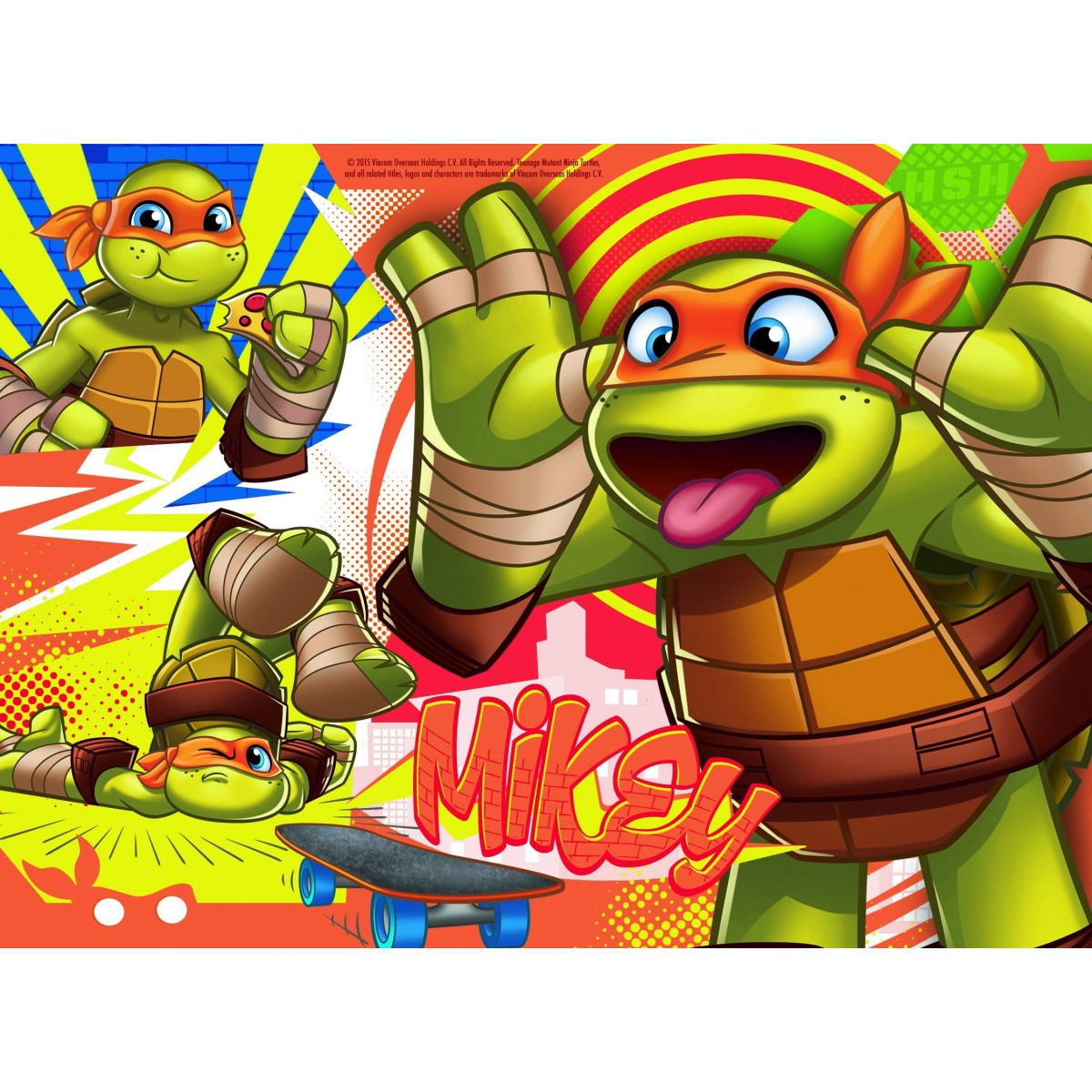Buy Ravensburger TMNT Half Shell Heroes, 4 In A Box Jigsaw Puzzles.