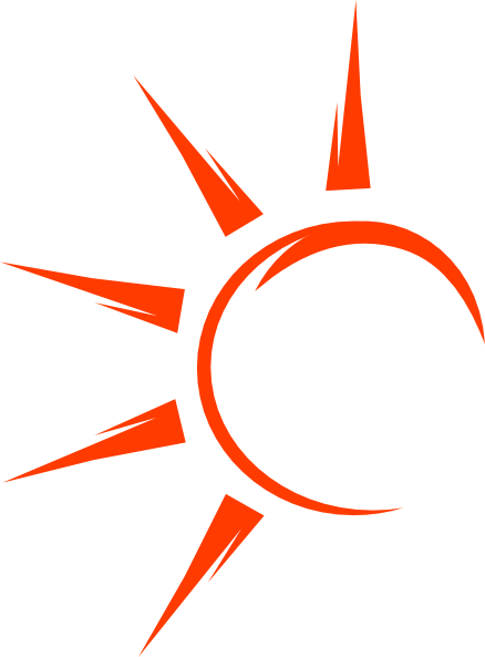 half sun clipart outline 20 free Cliparts   Download ...