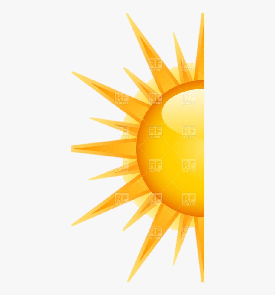 Sun Png Half.