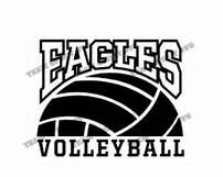 half volleyball clipart images.