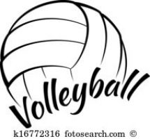 Half volleyball clipart 2 » Clipart Station.
