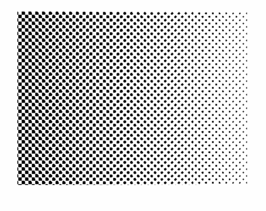 Adobe Illustrator Halftone Circles Vector Pack.