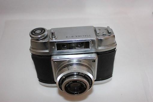 Free photo Photography Body Lens Halina 6.