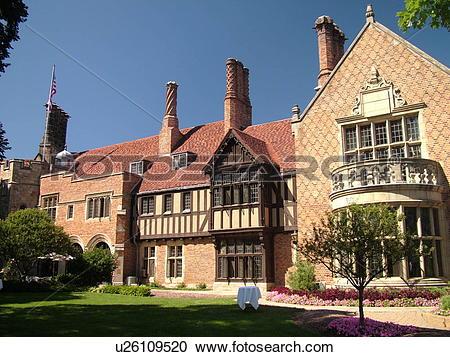 Stock Photography of Rochester, Detroit, MI, Michigan, Oakland.