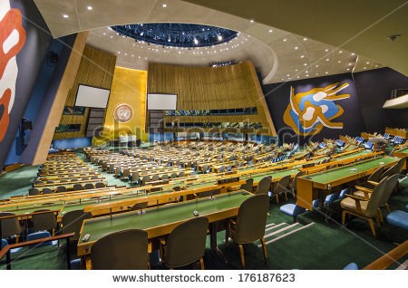 United Nations Meeting Stock Photos, Royalty.