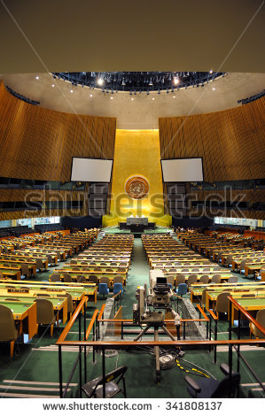 United Nations General Assembly Stock Photos, Royalty.
