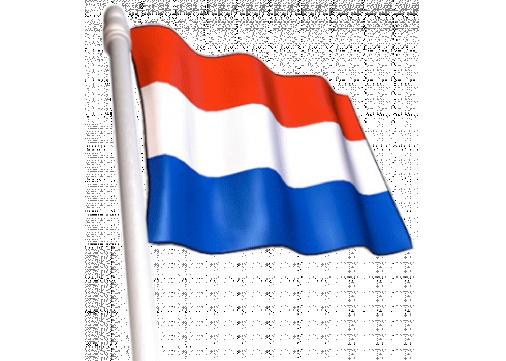 Flag Holland.
