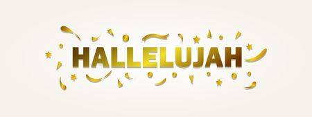280 Hallelujah Stock Illustrations, Cliparts And Royalty Free.
