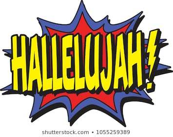 Hallelujah clipart 7 » Clipart Portal.