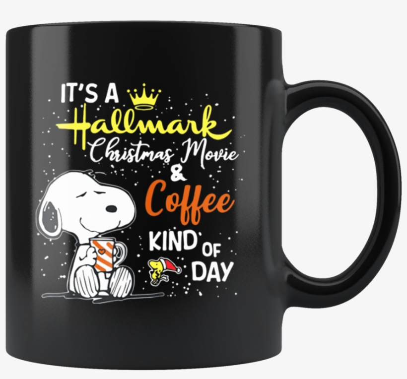 Snoopy And Woodstock It\'s A Hallmark Christmas Movie.