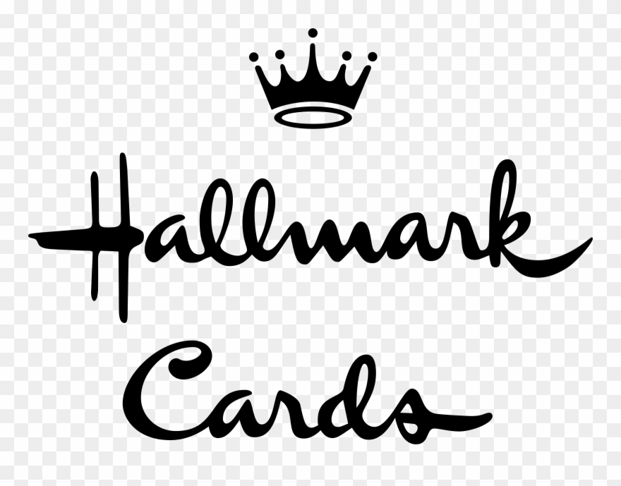 Hallmark Cards Logo Png Transparent Clipart (#2250801).