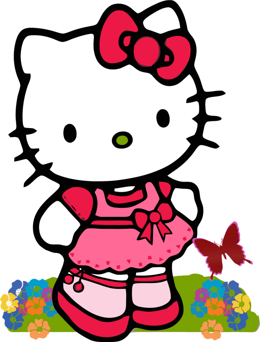 Hello Kitty Clip Art & Hello Kitty Clip Art Clip Art Images.