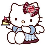 Hello kitty Clip Art.