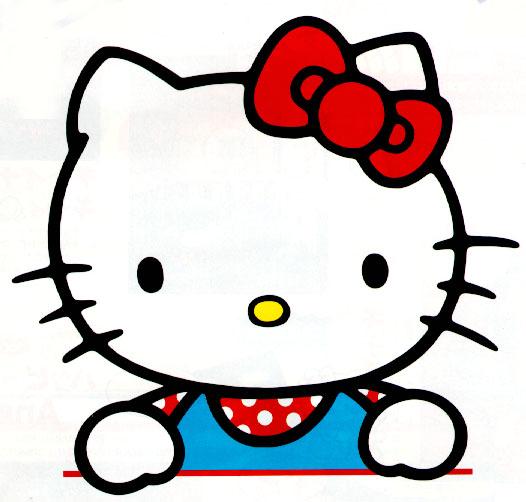 Hello Kitty Clipart.