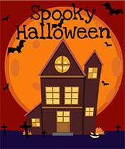 Halloween Animated Clipart.