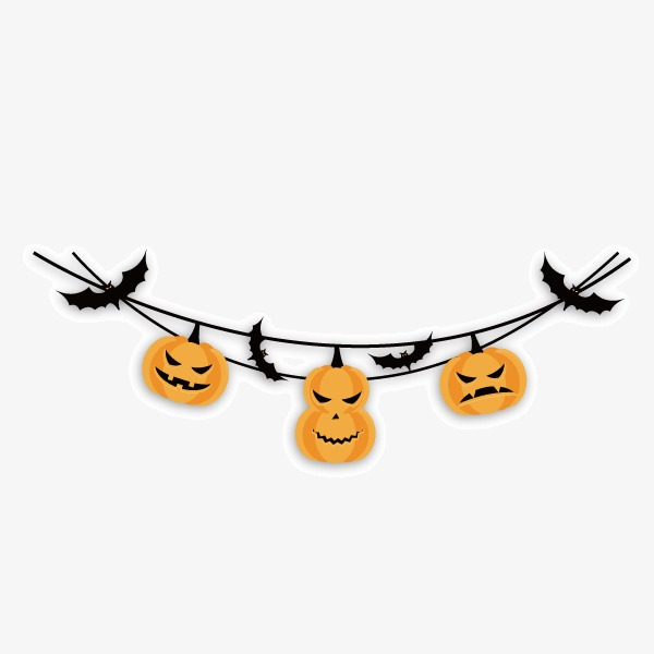 Halloween Banner Png (109+ images in Collection) Page 1.
