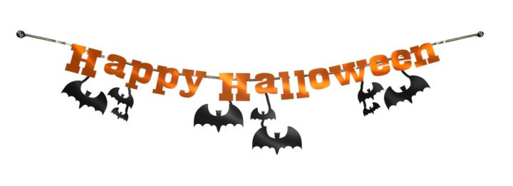 halloween banner png.