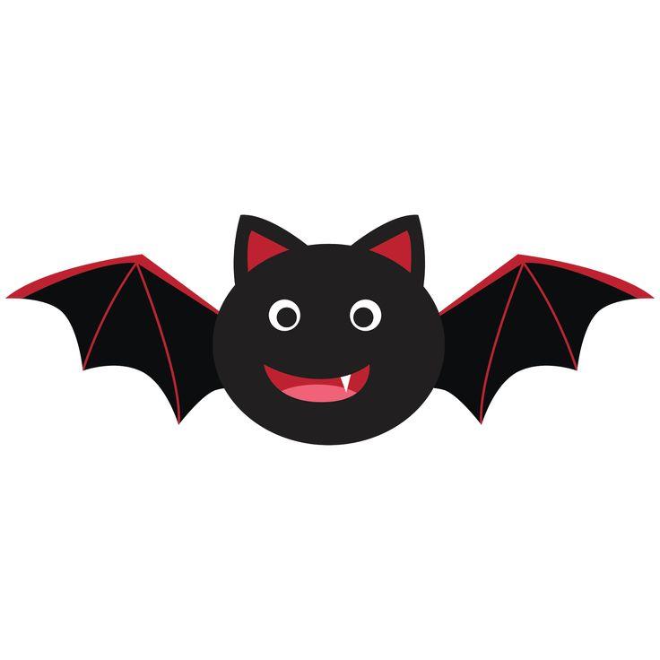 Clipart Halloween Bat.
