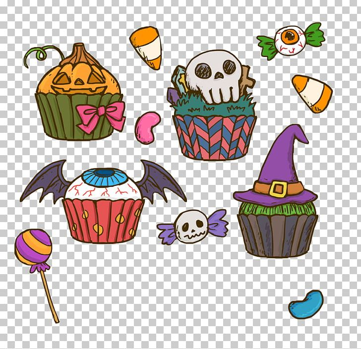 Halloween Cake Cupcake Birthday Cake PNG, Clipart, Art.