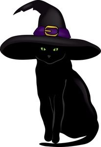 Witches Black Cats Clipart #1 in 2019.