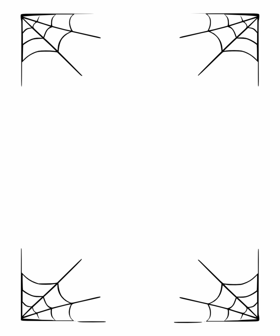 Halloween Border Vector Free Png Image Transparent.