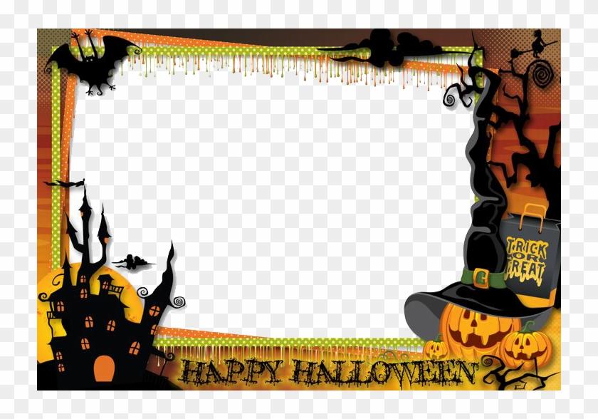 Halloween Border Clipart Mart.