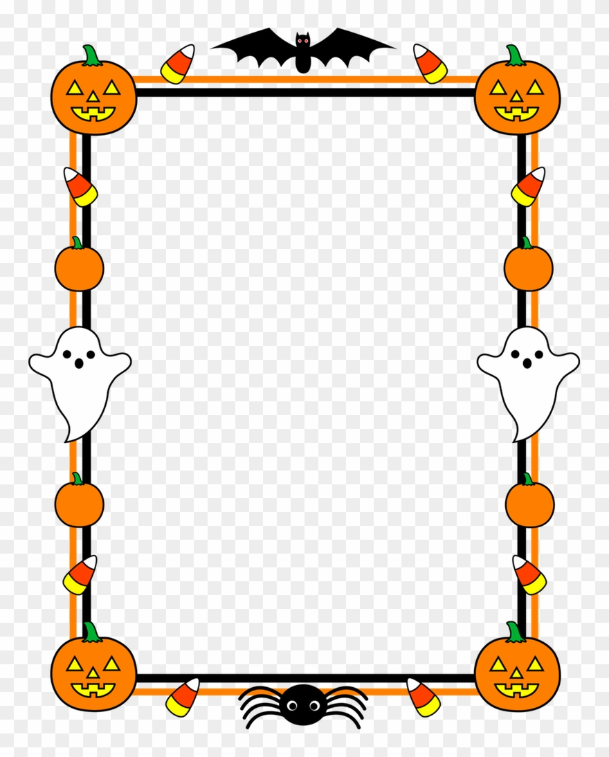 Borders For Best Children Page Clip Art.