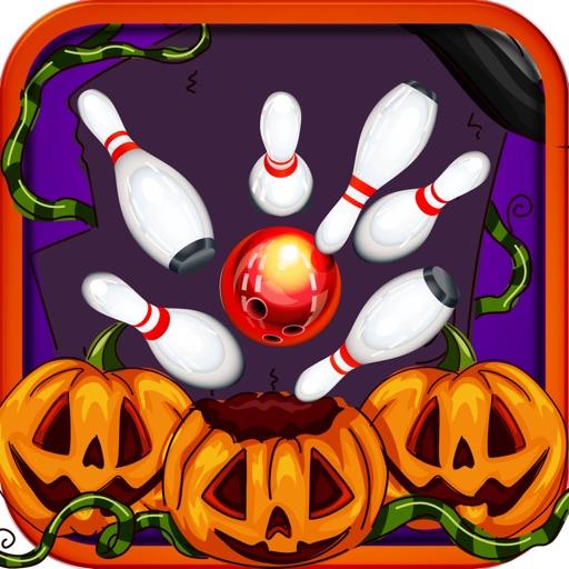 Strike Pumpkins: Trick Or Treat Halloween Bowling.