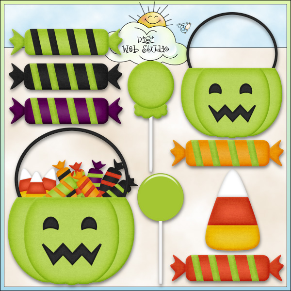 halloween candy clipart free - photo #21