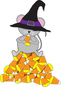 Halloween Candy Clipart.