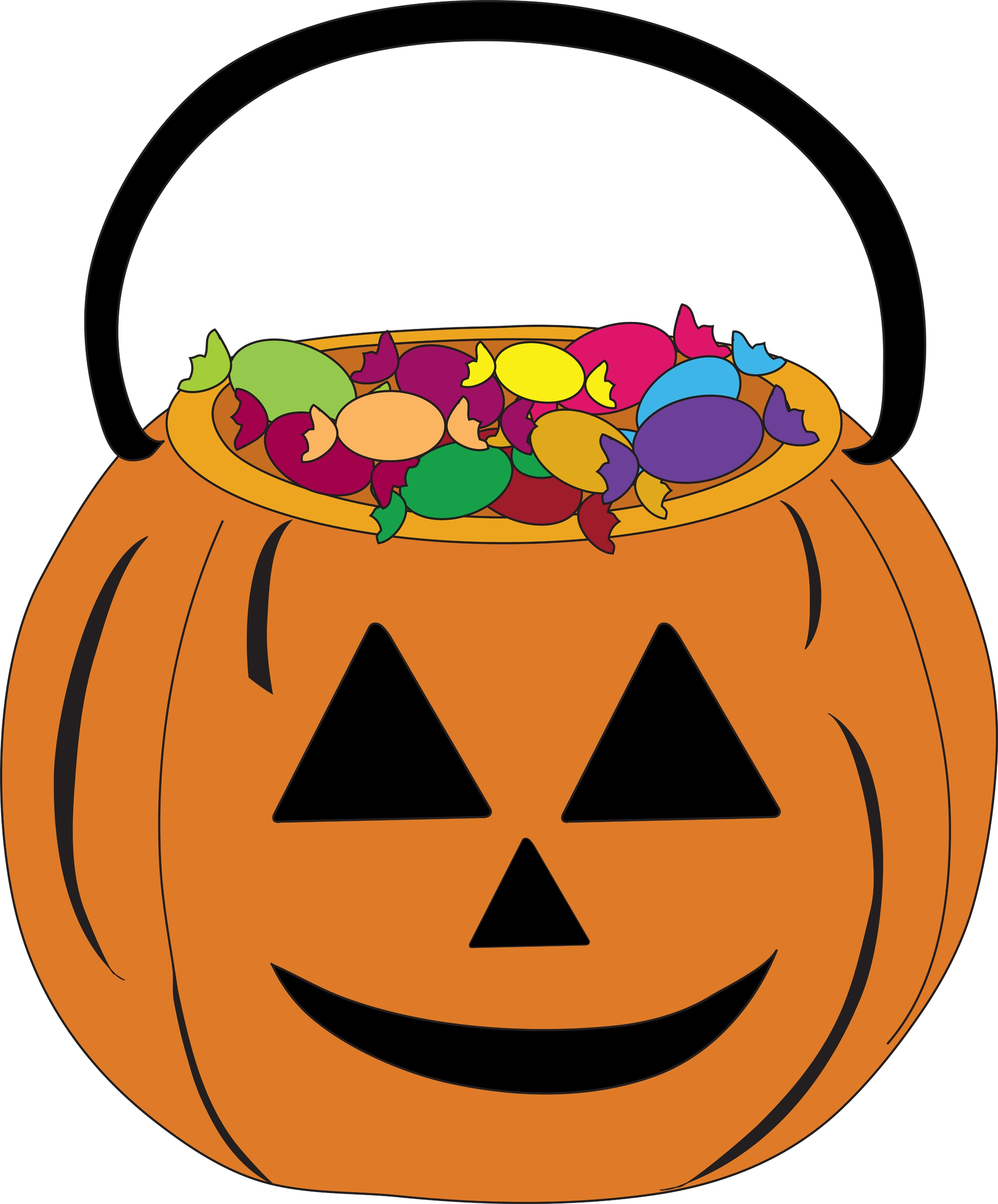 Halloween Candy Clipart#2138408.