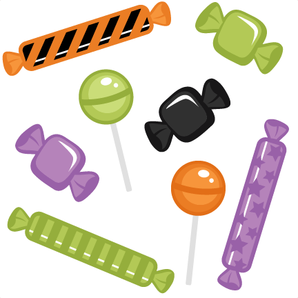 Halloween Candy Clipart Png.