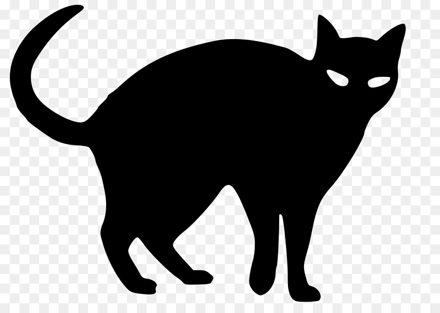 Halloween Cat Drawingtransparent png image & clipart free download.