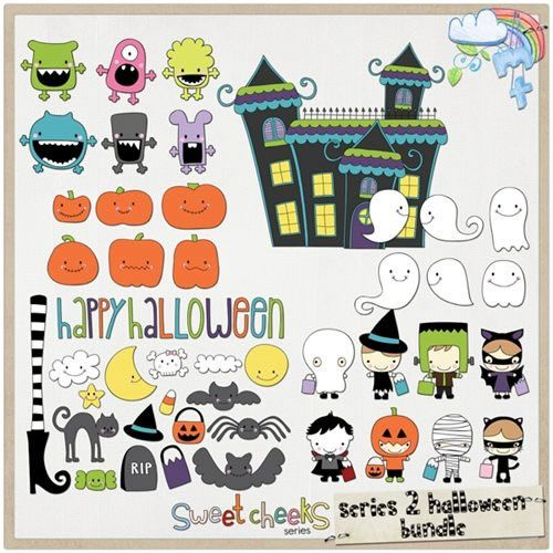 25+ best ideas about Free Halloween Clip Art on Pinterest.
