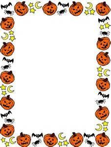 Halloween Border Clip Art Halloween clipart.