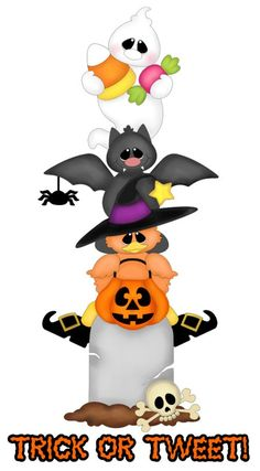 1093 Best Halloween ClipArt images.