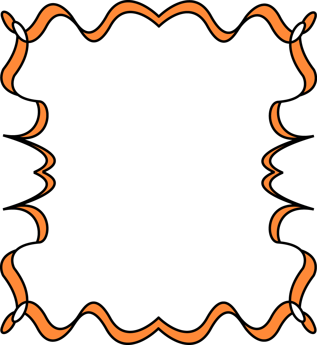 Clipart frames halloween, Picture #522274 clipart frames.